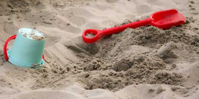 L'incontro con la sabbia a 11 mesi. Riflessioni